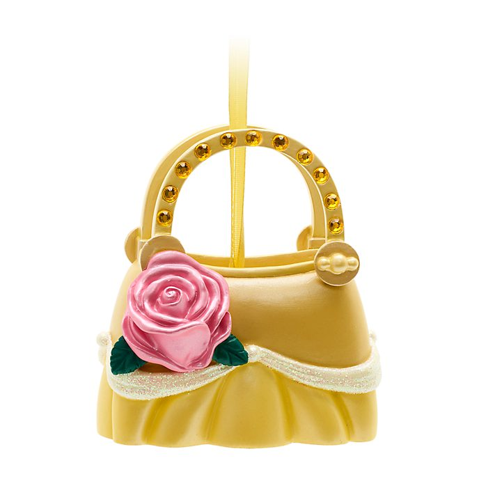 Disney Store Belle Handbag Ornament