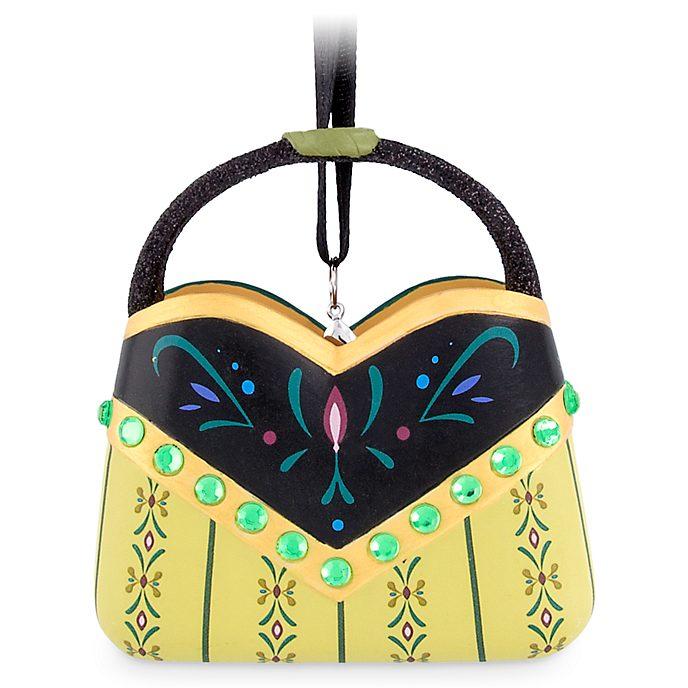 Adorno Anna Handbag Ornament, Disney Store