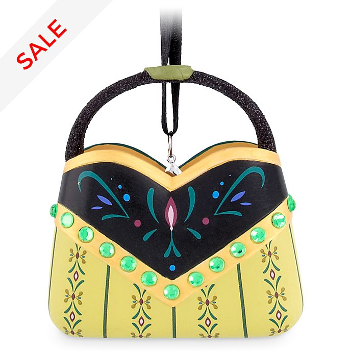 Disney Store Anna Handbag Ornament