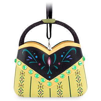 Disney Store - Anna - Dekorationsstück in Handtaschenform