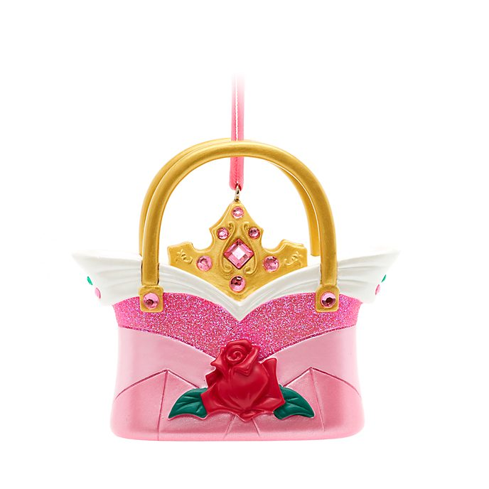 Disney Store Aurora Handbag Ornament, Sleeping Beauty