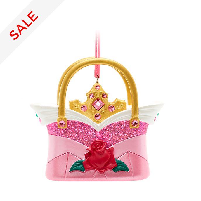 Disney Store Aurora Handbag Ornament, Sleeping Beauty