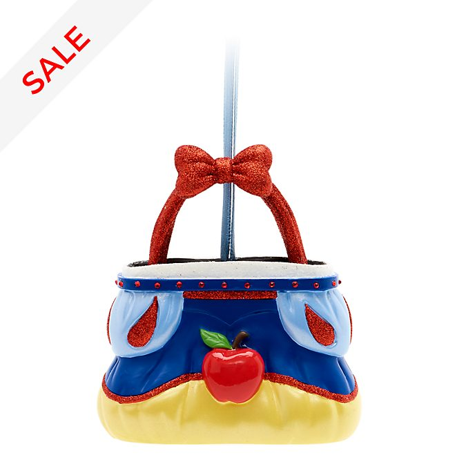 Disney Store Snow White Handbag Ornament