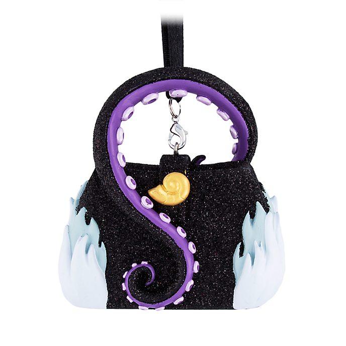 Disney Store - Ursula - Dekorationsstück in Handtaschenform