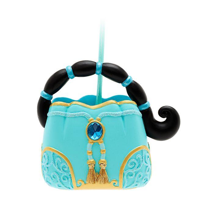 Disney Store Princess Jasmine Handbag Ornament, Aladdin