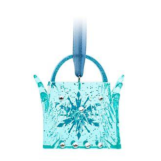 Disney Store - Die Eiskönigin - völlig unverfroren - Elsa - Dekorationsstück in Handtaschenform