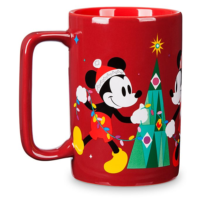Disney Store Mug Mickey et ses amis, collection Share the Magic