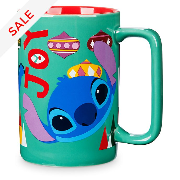 Disney Store - Stitch - Share the Magic Becher