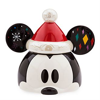 Disney Store Boîte à biscuits Mickey Mouse, collection Share the Magic
