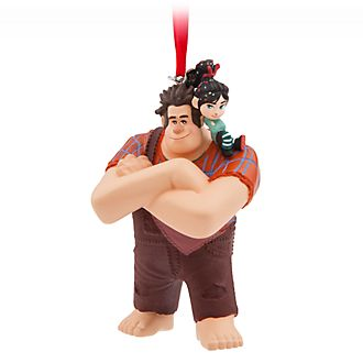 Disney Store Wreck-It Ralph 2 Hanging Ornament
