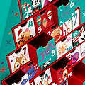 Disney Store Mickey and Friends Share The Magic Advent Calendar