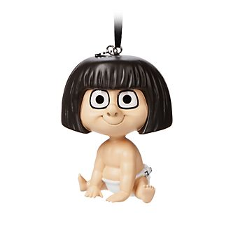 Disney Store Jack-Jack as Edna Hanging Ornament, Incredibles 2