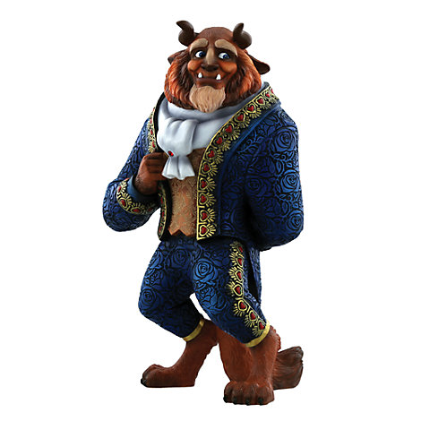 Disney Showcase Beast Figurine