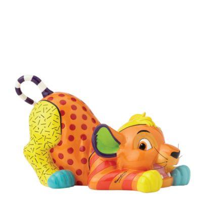 Britto Simba Figurine