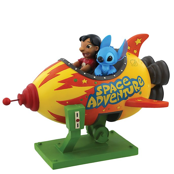 Lilo and Stitch Space Adventure Figurine