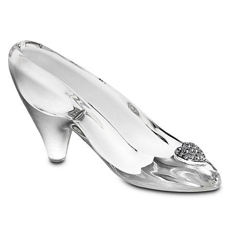 Cinderella Slipper 25th Anniversary Collectible Figure