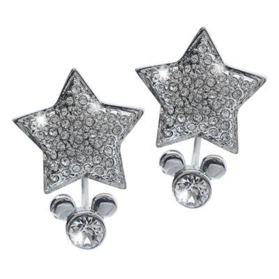 Disneyland Paris 25th Anniversary Star Earrings