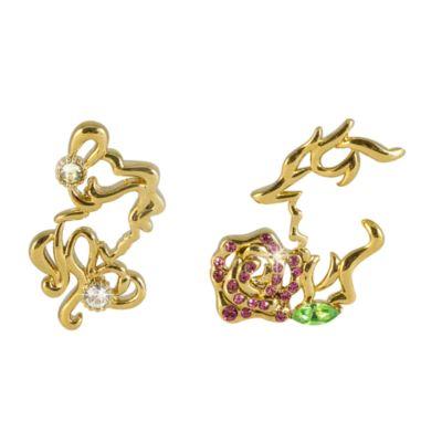 Beauty and the Beast Earrings