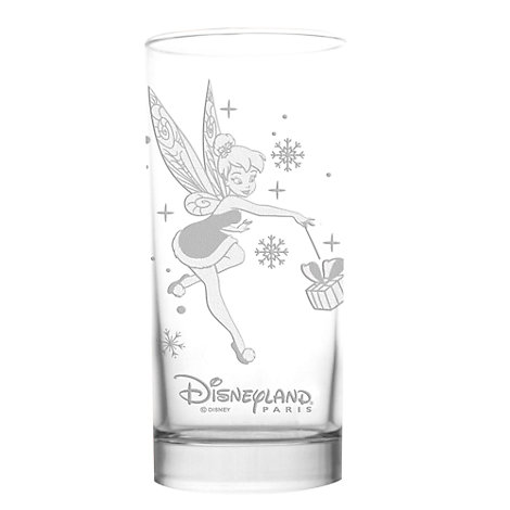 Tinker Bell Personalised Tall Glass