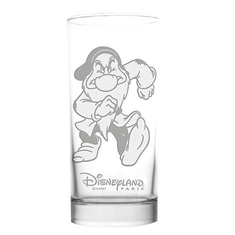 Grumpy Personalised Tall Glass