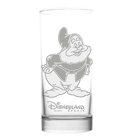 Personalised Happy Tall Glass