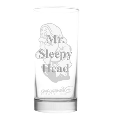 Arribas Glass Collection Sleepy Tall Glass