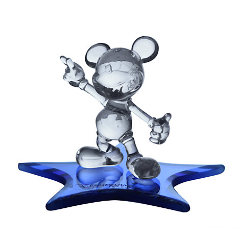 Mickey Mouse 25th Anniversary Collectible Figurine