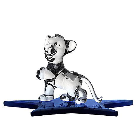 Simba 25th Anniversary Collectible Figure