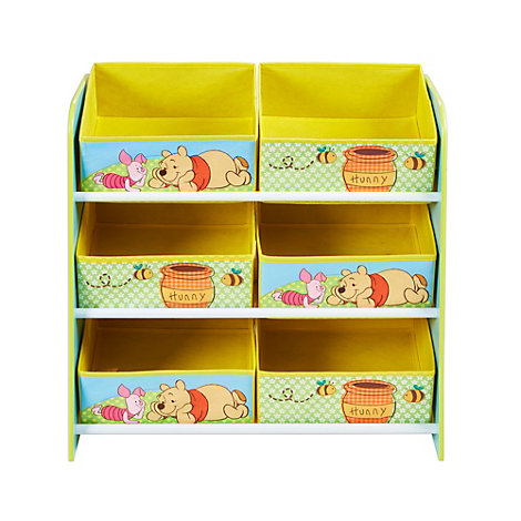 Winnie the Pooh Storage Unit For Kids