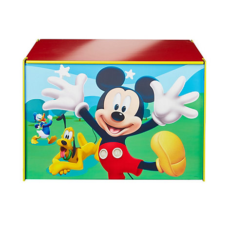 Mickey Mouse Toy Box