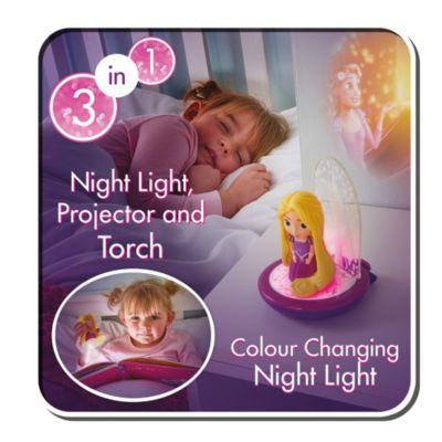 Rapunzel GoGlow Magic Night Light