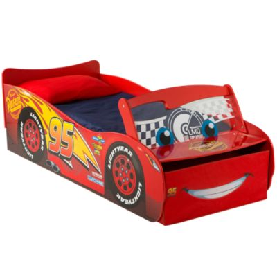Lightning McQueen Toddler Bed, Disney Pixar Cars