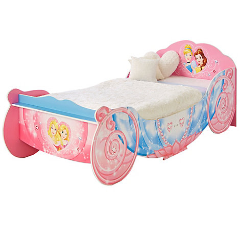 Disney Princess Single Carriage Bed