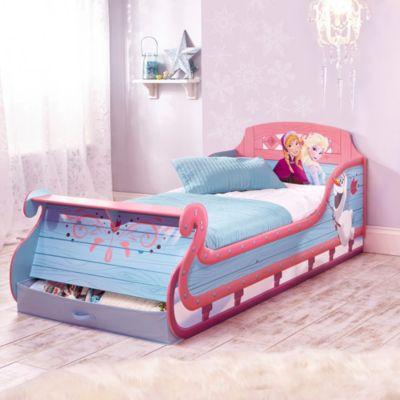 Frozen Sleigh Single Bed