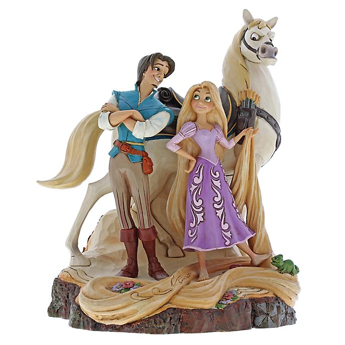 Disney Traditions 'Live Your Dream' Figurine, Tangled