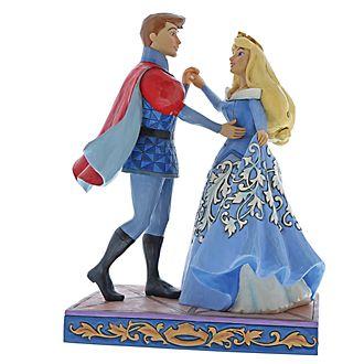 Disney Traditions Aurora and Prince Philip Figurine