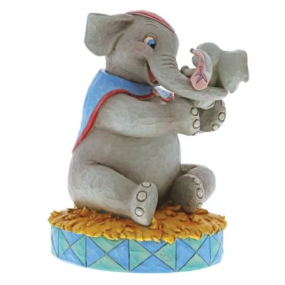 Disney Traditions Dumbo and Mrs Jumbo Figurine
