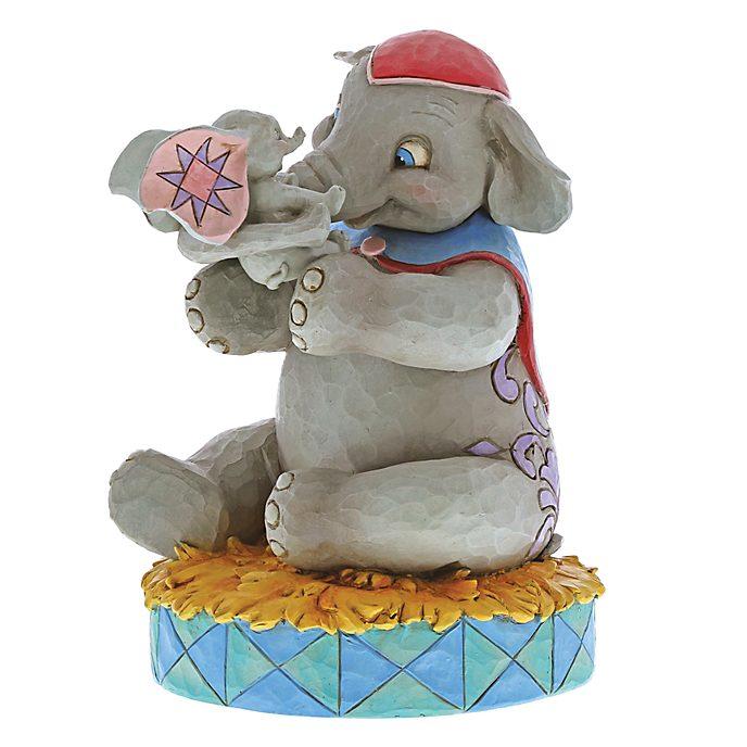 Disney Traditions Dumbo and Mrs Jumbo Figurine