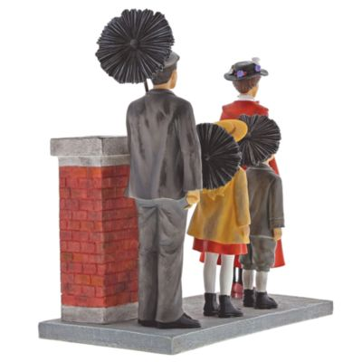 Enchanting 'Step in Time' Figurine, Mary Poppins