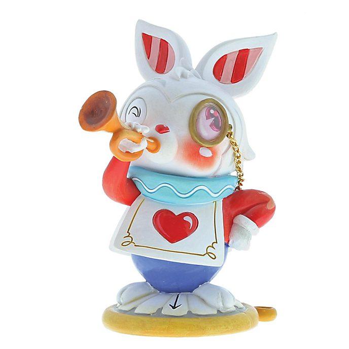 Miss Mindy White Rabbit Figurine