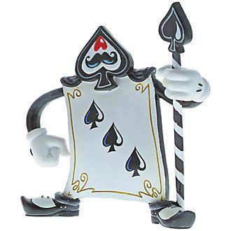 Miss Mindy Alice in Wonderland Card Guard Three of Spades Figurine