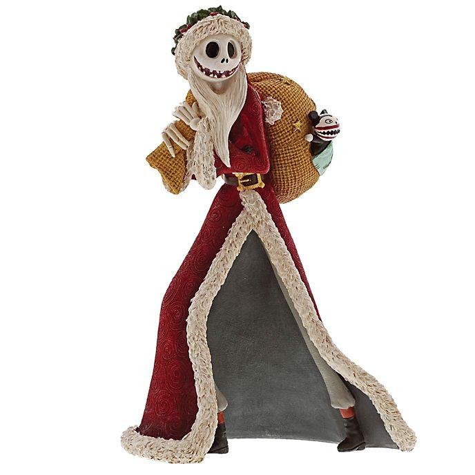 Disney Traditions Jack Skellington Sandy Claws Figurine
