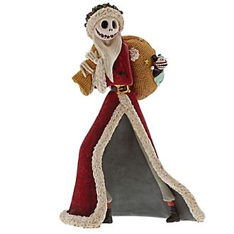Disney Traditions Jack Skellington Sandy Claws Figurine