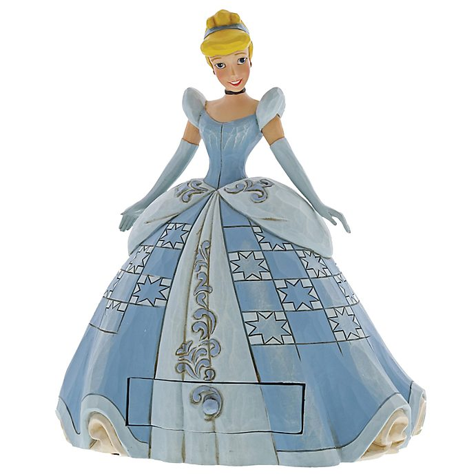 Disney Traditions Cinderella Treasure Keeper Figurine