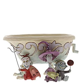 Disney Traditions Lock, Shock and Barrel Figurine