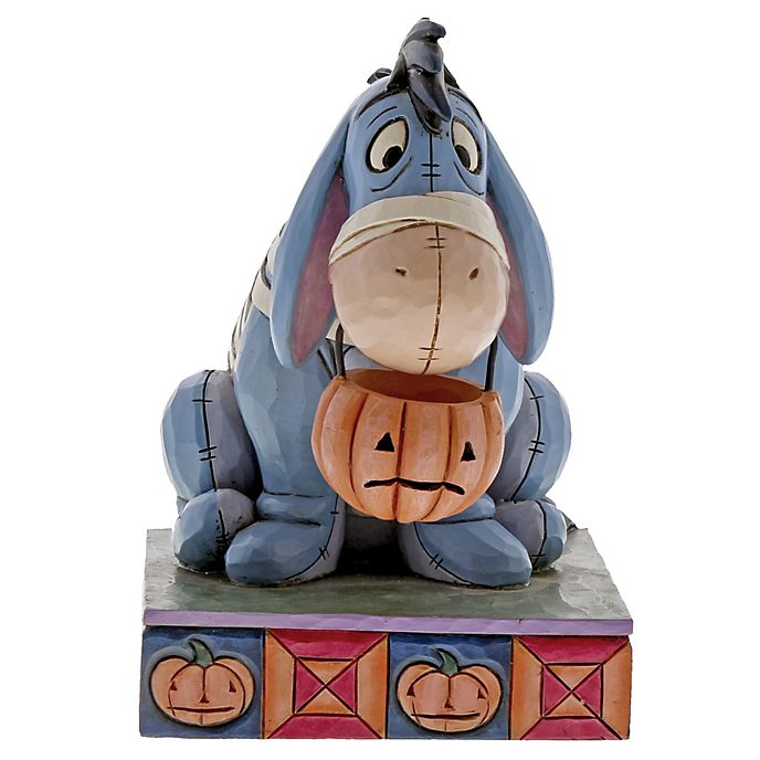 Disney Traditions Eeyore Mummy Figurine