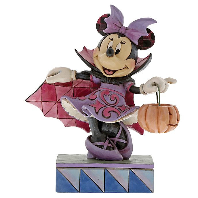 Disney Traditions Minnie Mouse Vampire Figurine