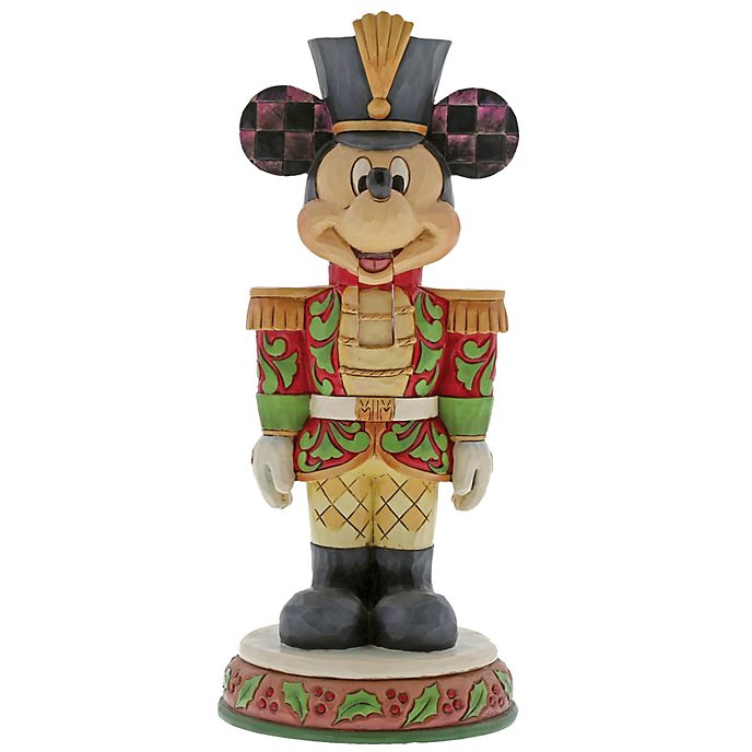 Enesco Mickey Mouse Disney Traditions Nutcracker Ornament