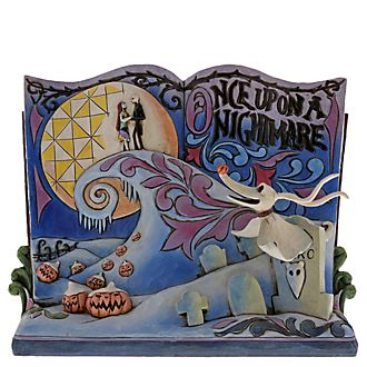 disney traditions once upon a nightmare figurine the nightmare before christmas - Disney Nightmare Before Christmas