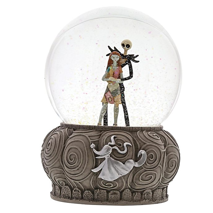 Disney Traditions The Nightmare Before Christmas Snow Globe